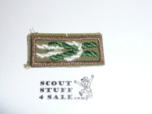 Scoutmaster's / Scouter's Key on Khaki, 1946-1983