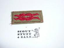Honor Medal Knot on Khaki, 1947-1983
