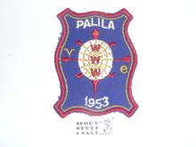 Section 5E 1953 Convlave Patch