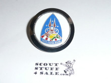 South Central Region Neckerchief Slide