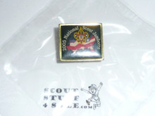 2005 National Jamboree Southern Region Pin