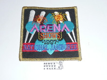 1997 National Jamboree Arena Shows Patch