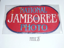 1993 National Jamboree Photographer Armband