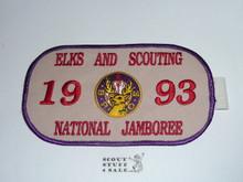 1993 National Jamboree Elks Armband