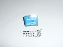 1989 National Jamboree Youth Services Staff Pin