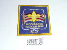 1985 National Jamboree Woodbadge Reunion Patch