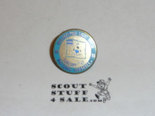 1985 National Jamboree Subcamp 17 pin