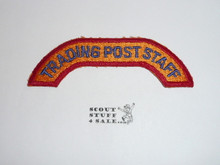 1981 National Jamboree Trading Post Staff Segment Patch