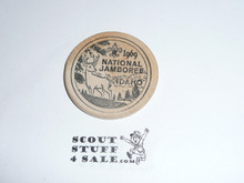 1969 National Jamboree Wooden Nickel / Token