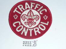 1964 National Jamboree TRAFFIC CONTROL Patch