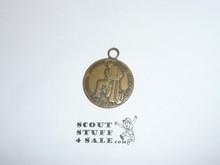 1950 National Jamboree Pendant / Key Chain Fob