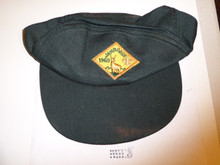1969 National Jamboree Hat with Hat Patch, used