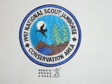 1997 National Jamboree Conservation Area Patch