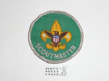 Scoutmaster Patch (SM8), 1973-1989, used