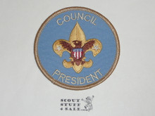 Council President Patch (CP3), 1970-?