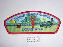 Evangeline Area Council s2 CSP - Scout