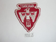 Order of the Arrow Lodge #99 Tonkawa a6 Arrowhead Patch