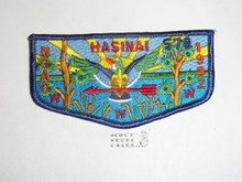 Order of the Arrow Lodge #578 Hasinai s10 1992 NOAC Flap Patch