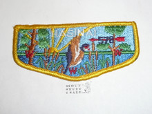 Order of the Arrow Lodge #578 Hasinai s5 Flap Patch