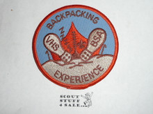 Verdugo Hills Council Backpacking Experience High Adventure Team (HAT) Award Patch