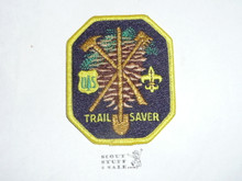 USFS Trail Saver Boy Scout Patch