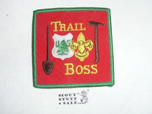 USFS Boy Scout Trail Boss Patch