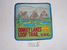 Verdugo Hills Council Dinkey Lakes Loop Trail High Adventure Team (HAT) Award Patch