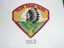 Taum Sauk Trail Patch, St. Louis Council