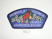 1989 National Jamboree JSP - Peninsula Council