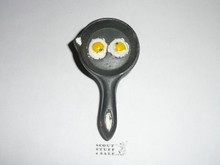 Frying Pan NEAL Neckerchief Slide