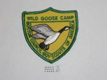 Wild Goose Camp Patch, Boston Council