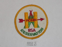 Hohn Scout Reservation Patch