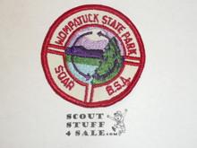 Wompatuck State Park, Project SOAR Patch