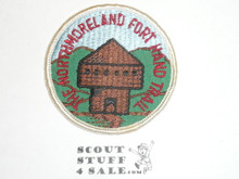 The Northmoreland Fort Hand Trail, Patch