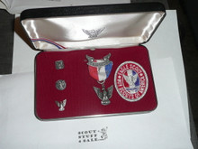 Eagle Scout Presentation Kit, Stange 5 1980s, MINT and complete