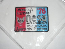 National Eagle Scout Association, 1976 National Conference Neckerchief