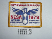 National Eagle Scout Association, 1978 National Conference Patch