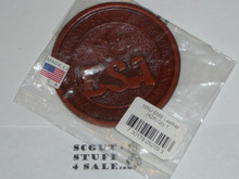 2010 National Jamboree Leather Patch