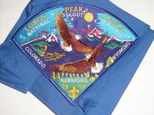 1997 National Jamboree JSP - Longs Peak Council Contingent Neckerchief