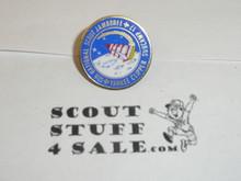 1989 National Jamboree Subcamp 12 Pin