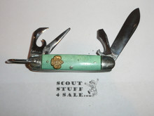 Girl Scout Knife, Kutmaster Manufacturer, MINT, GS007