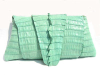 New! ROCKSTAR *Hemlock GREEN* Hornback CROCODILE TAIL Clutch