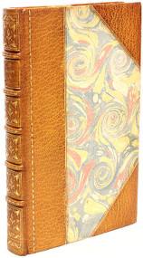 ANON. Les Caquets de l'accouchee publies par D. Jouaust avec une préface de Louis Ulbach eaux-fortes par Ad. Lalauze. (LIMITED TO 15 COPIES - 1888)