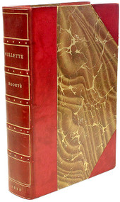 BRONTE, Charlotte, Emily and Anne. The Life & Works of The Sisters Bronte. (THE HAWORTH EDITION - 7 VOLUMES - 1899, 1900)