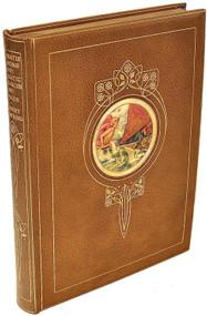 BROWNING, Robert. Dramatis Personae; & Dramatic Romances & Lyrics,...  (BOUND BY CEDRIC CHIVERS - 1909)