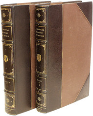 BUSBY, Thomas. A General History of Music, From the Earliest Times to the Present; comprising The Lives of Eminent Composers & Musical Writers. (FIRST EDITION - 1819 - 2 VOLUMES)