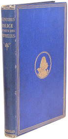 DODGSON, Charles Lutwidge; Lewis Carroll Aventures d'Alice Au Pays de Merveilles. (FIRST FRENCH EDITION - 1869)