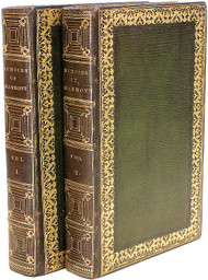 HAMILTON, Anthony. Memoirs of Count Grammont. (NEW EDITION - 1811)