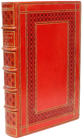MERIMEE, Prosper. Chronique du regne de Charles IX. (LIMITED TO 75 COPIES- 1889)