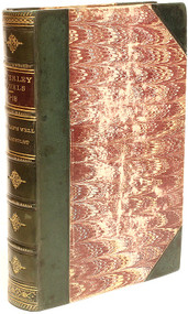SCOTT, Sir Walter. The Waverley Novels. (26 volumes bound in 13 - 1876)